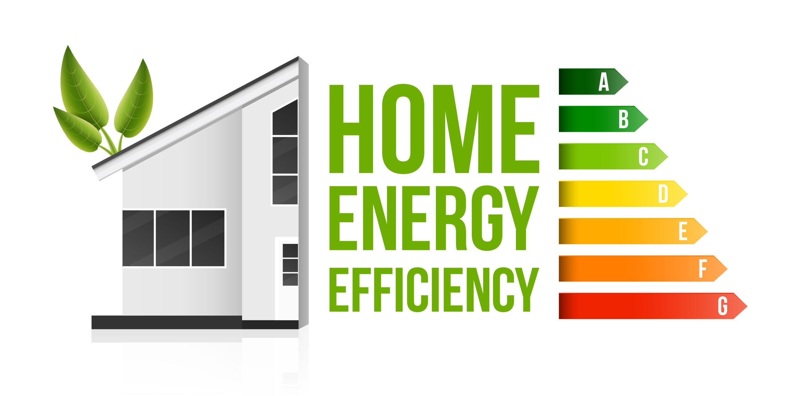 home energy efficiency scale